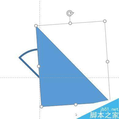 PPT合并形状功能制作七巧板图形
